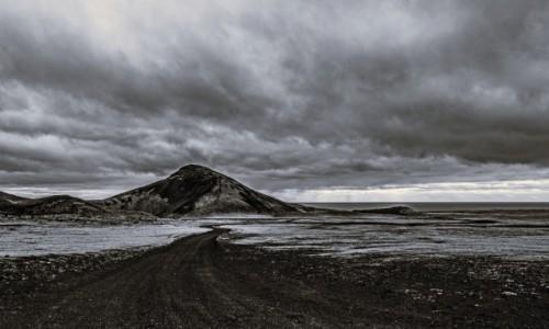 Zdjecie ISLANDIA / West region / Snaefellsjoekull National Park / Holaholar