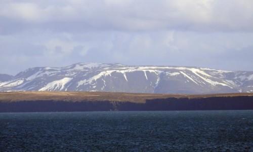 Zdjecie ISLANDIA / Reykjavik / Keflavik / Wiosennie