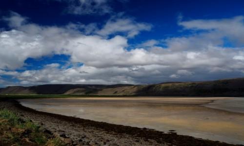ISLANDIA / Fiord zachodni / Fiord Patreksfjordur / Fiord