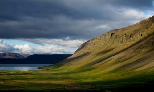 Zdjęcie ISLANDIA / Fiordy zachodnie / okolice Bildudalur / Fiordy zachodnie