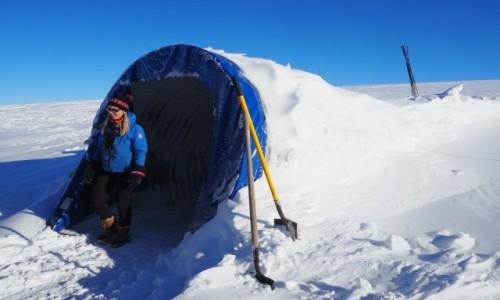 Zdjęcie ISLANDIA / zachodnia Iislandia / Langjökull / Zapraszamy do wnętrza lodowca