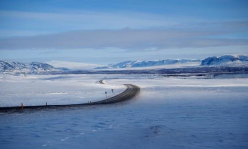 Zdjęcie ISLANDIA / płd-zach Islandia / Złoty krąg / W drodze