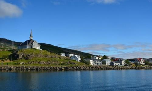 ISLANDIA / zachód kraju / fiordy zachodnie / W słonecznej Islandii