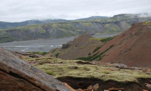 Zdjecie ISLANDIA / Południe Islandii / Rezerwat Lónsöræfi / Rezerwat Lónsöræfi