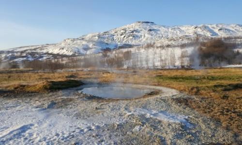 ISLANDIA / Golden Circle / Islandia / Islandia gejzer