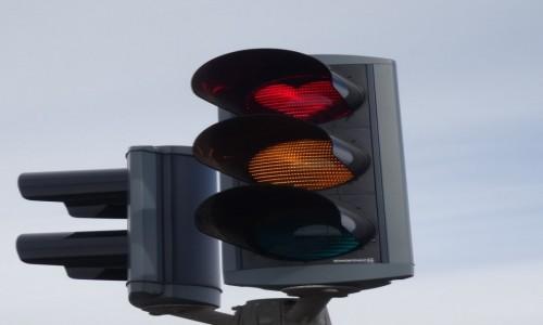Zdjęcie ISLANDIA / Akureyri / wszystkie skrzyżowania w mieście / Forma łagodzi obyczaje?