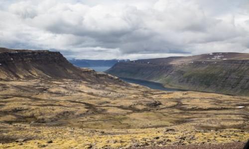 Zdjecie ISLANDIA / Islandia zachodnia / Islandia zachodnia / Fjordy Zachodnie