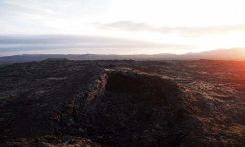 Zdjecie ISLANDIA / Northeastern / Reykjahlíð / LAVALAND