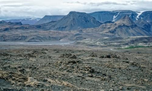 Zdjecie ISLANDIA / środkowa Islandia / po drodze... / Interior