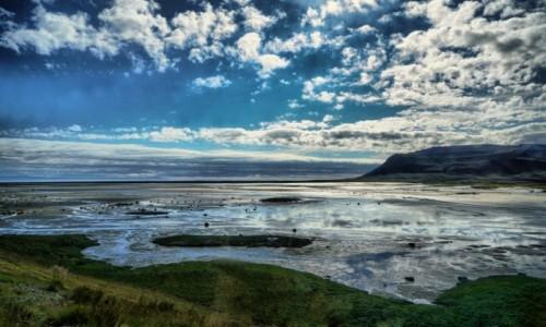 Zdjecie ISLANDIA / Fjordy Zachodnie / Fjordy Zachodnie / Odpływ