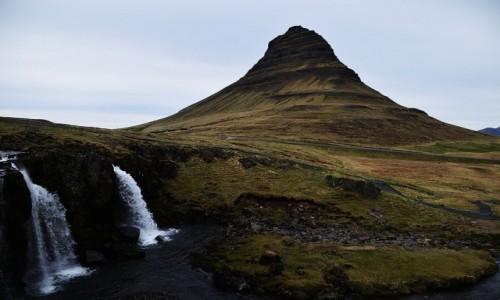 Zdjecie ISLANDIA / Islandia Zachodnia / Kirkjufell / Kirkjufell