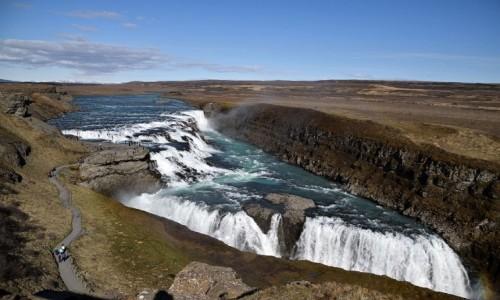 ISLANDIA / Islandia / Gullfoss / Gullfoss