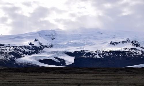 Zdjecie ISLANDIA / Vatnajokull / Vatnajokull / Hvannadalshnúkur