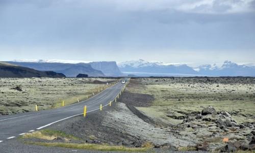 ISLANDIA / Islandia Południowa / Vatnajokull / Islandzkie krajobrazy