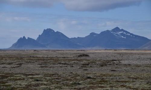 ISLANDIA / Islandia wschodnia / Islandia wschodnia / Islandzkie góry
