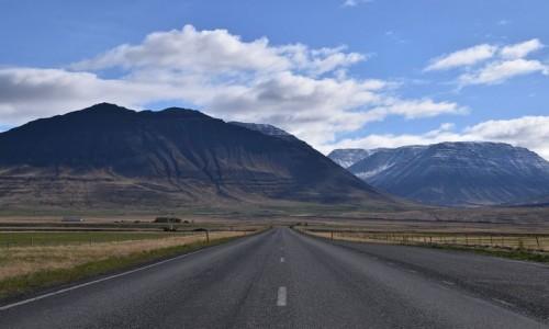 Zdjecie ISLANDIA / Islandia północna / Islandia północna / Islandzkie pejzaże