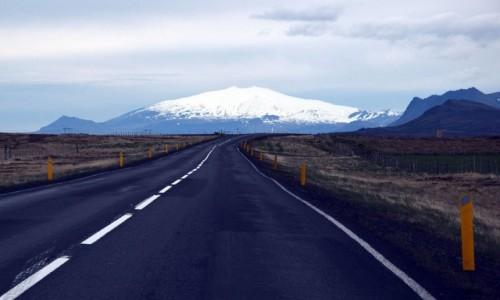 Zdjecie ISLANDIA / Sneafelsness / Sneafelsness / Snafellsjökull