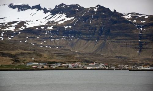 Zdjecie ISLANDIA / Islandia zachodnia / Sneafelsness / Grundarfjordur