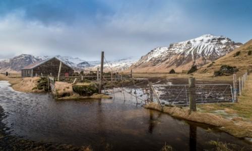 Zdjecie ISLANDIA / Islandia południowa / Islandia południowa / zimowa Islandia