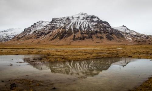 Zdjęcie ISLANDIA / Islandia południowa / Islandia południowa / zimowa Islandia
