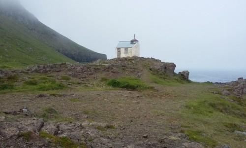Zdjecie ISLANDIA / Mjóifjörður / Dalatanga / Dalatanga