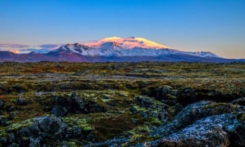 Zdjecie ISLANDIA / Snæfellsjökull Peninsuline / Snæfellsjökull National Park / Lodowiec Snæfellsjökull
