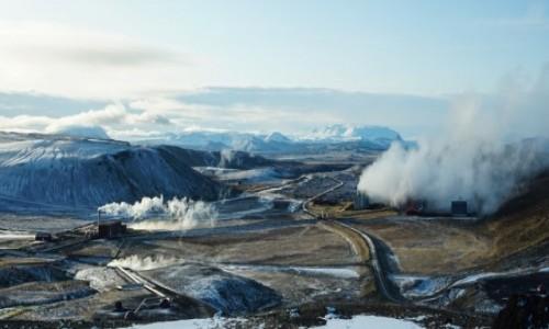 Zdjecie ISLANDIA / Krafla / Wulkan Krafla / Islandia