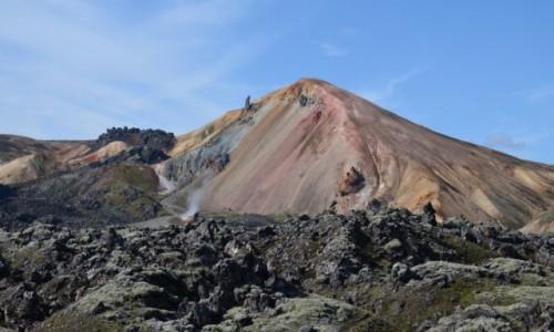 ISLANDIA / - / Fjallabak / Landmannalaugar