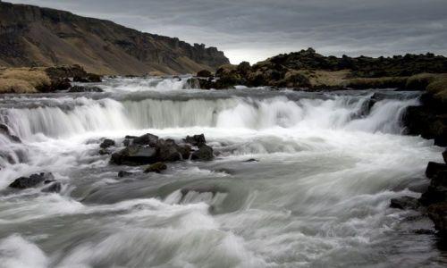 Zdjęcie ISLANDIA / brak / Nupsstadur / Rzeczka