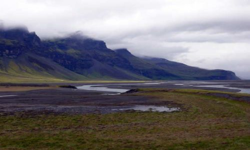Zdjęcie ISLANDIA / Południowa Islandia / Okolice Vik / Okolice Vik