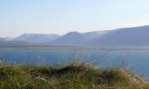 Zdjecie ISLANDIA / Północna Islandia / Fiord Eyjafjóur / Okolice Akureyri