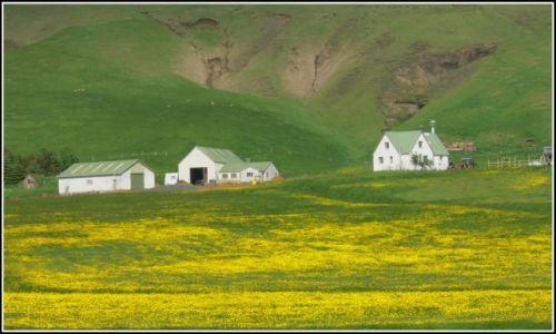 Zdjęcie ISLANDIA / Islandia poludiowa / Miedzy Skogar a Vik / Malownicza kraina