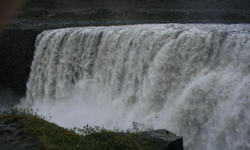 ISLANDIA / polnoc / wodospad Detifos / detifos king :)
