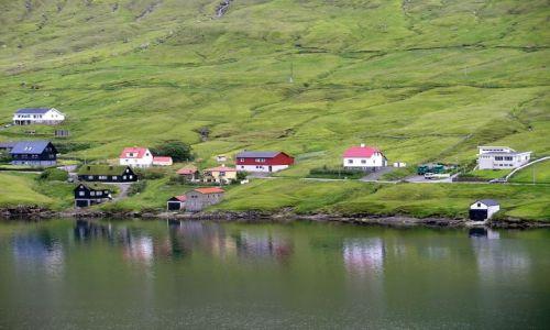 Zdjęcie ISLANDIA / wschodni fiord / fiord / w-y Owcze