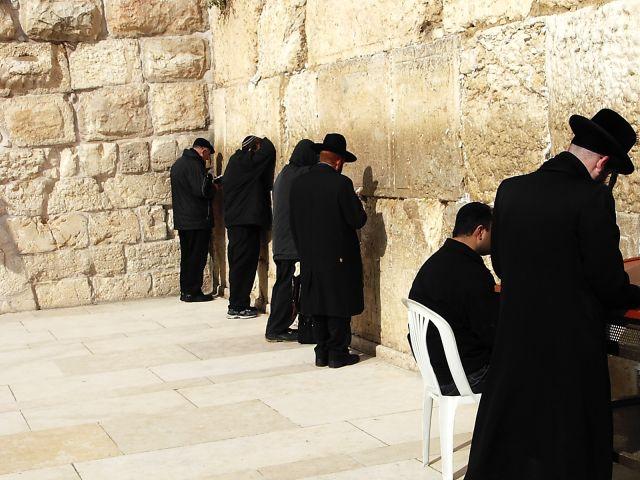 Zdjęcia: Ściana płaczu, Jerozolima, IZRAEL