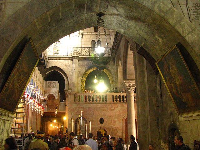 Zdjęcia: Jerozolima, Judea, Bazylika Grobu Pańskiego, IZRAEL