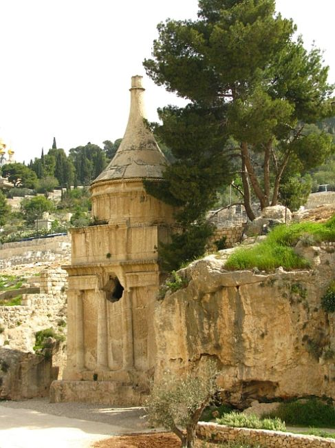 Zdjęcia: Jerozolima, Judea, Grobowiec Absaloma, IZRAEL