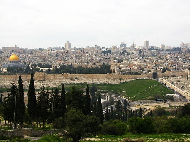 Zdjęcia: Jerozolima, Judea, Panorama Jerozolimy, IZRAEL