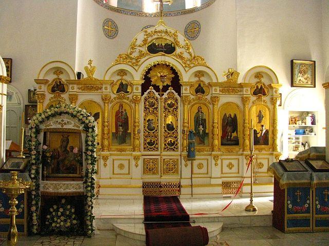 Zdjęcia: Jerozolima, Judea, Prawosławna cerkiew Wniebowstąpienia, IZRAEL