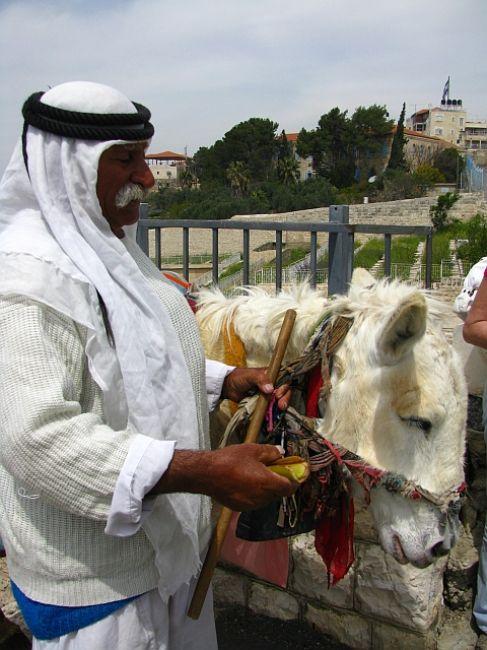 Zdjęcia: Jerozolima, Judea, Poganiacz osłów, IZRAEL