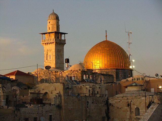 Zdjęcia: Jerozolima, Judea, Zachód słońca, IZRAEL