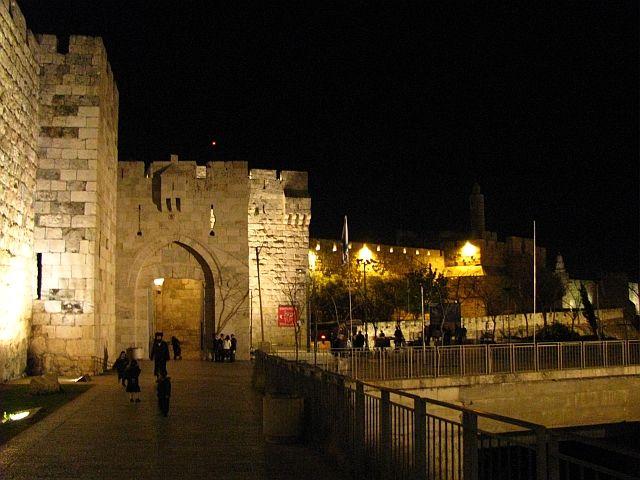 Zdjęcia: Jerozolima, Judea, Brama Jaffy, IZRAEL