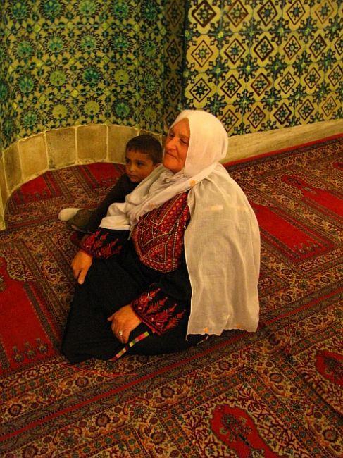 Zdjęcia: Hebron, Zachodni Brzeg, w meczecie Ibrahima, IZRAEL