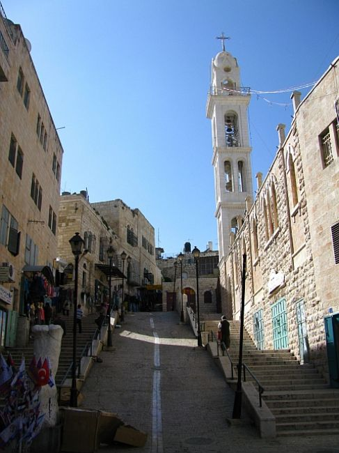 Zdjęcia: Betlejem, Judea, syryjski kościół ortodoksyjny, IZRAEL