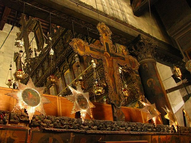 Zdjęcia: Betlejem, Judea, Bazylika Narodzenia Pańskiego, IZRAEL