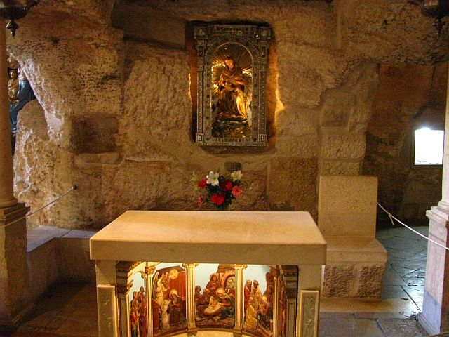 Zdjęcia: Betlejem, Judea, kościół Groty Mlecznej, IZRAEL