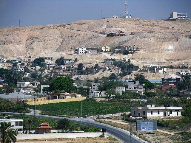 Zdjęcia: Jerycho, Zachodni Brzeg, panorama, IZRAEL