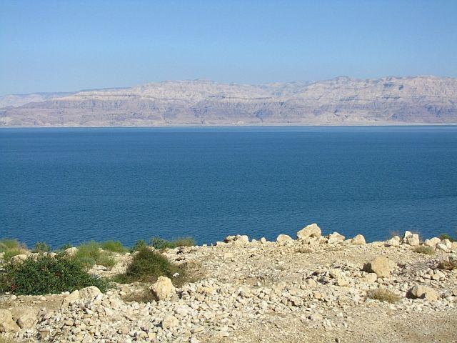 Zdjęcia: Ein Gedi, Morze Martwe, Morze Martwe, IZRAEL