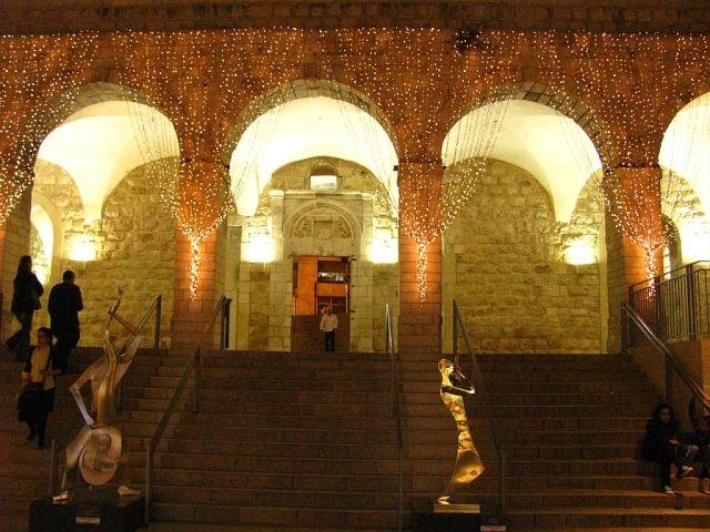 Zdjęcia: Muzeum Izraela, Jerozolima, Mamilla, IZRAEL