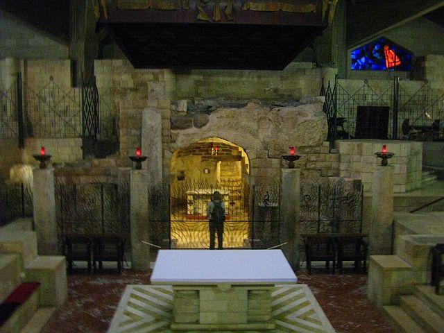 Zdjęcia: Nazaret, Galilea, Bazylika Zwiastowania Pańskiego, IZRAEL